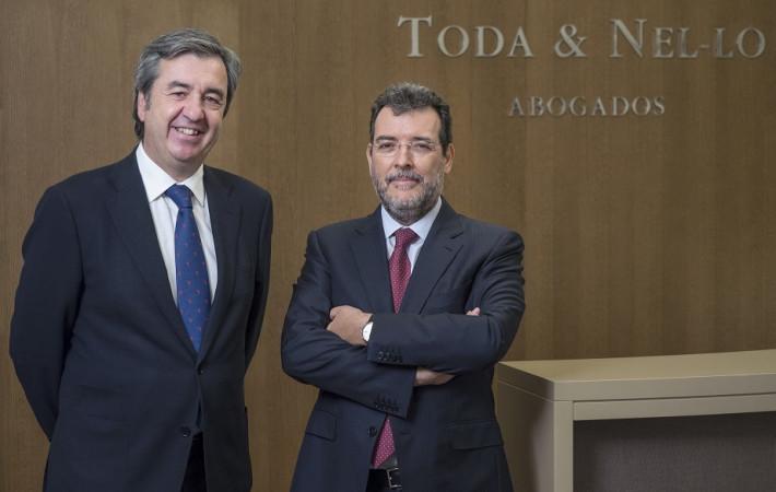 Ignacio Toda y Ricard Nel-lo, fundadores de Toda & Nel-lo
