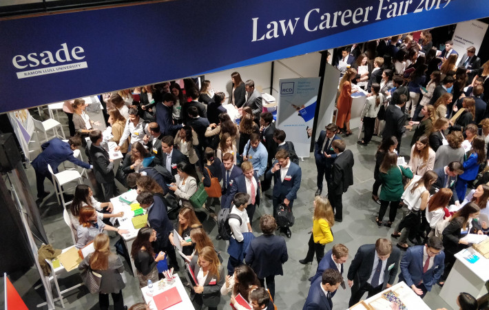 ESADE Law Career Fair Toda & Nel-lo
