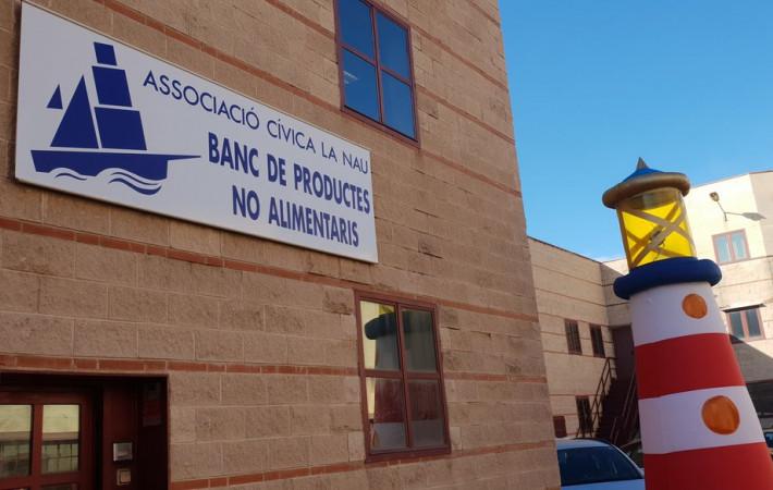 la nau banc productes no alimentaris todanelo RSC