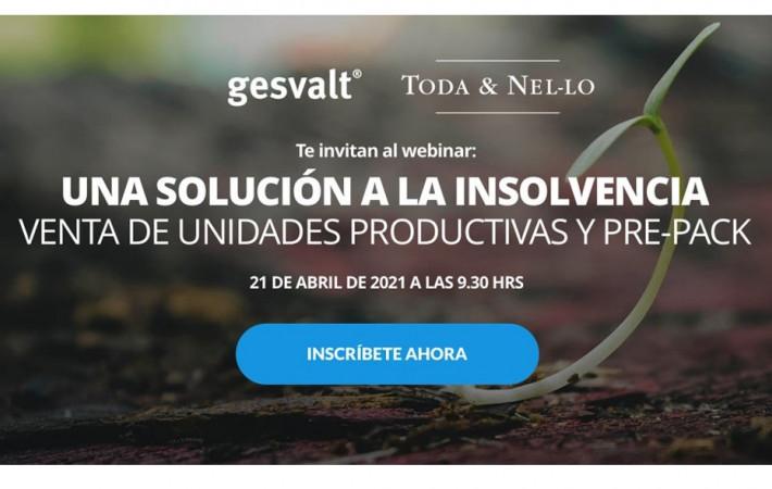 solucion insolvencia venta unidades productivas prepack