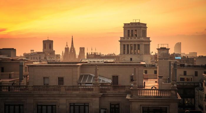Barcelona viviendas uso turístico