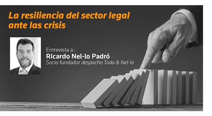 Entrevista Ricard Nel-lo Legal Today